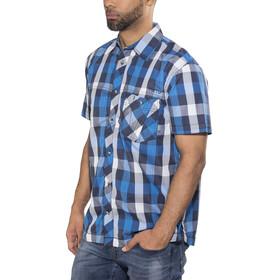 Meru Kilkis - Camiseta manga corta Hombre - azul